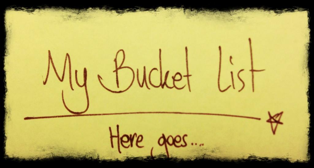 my-bucket-list