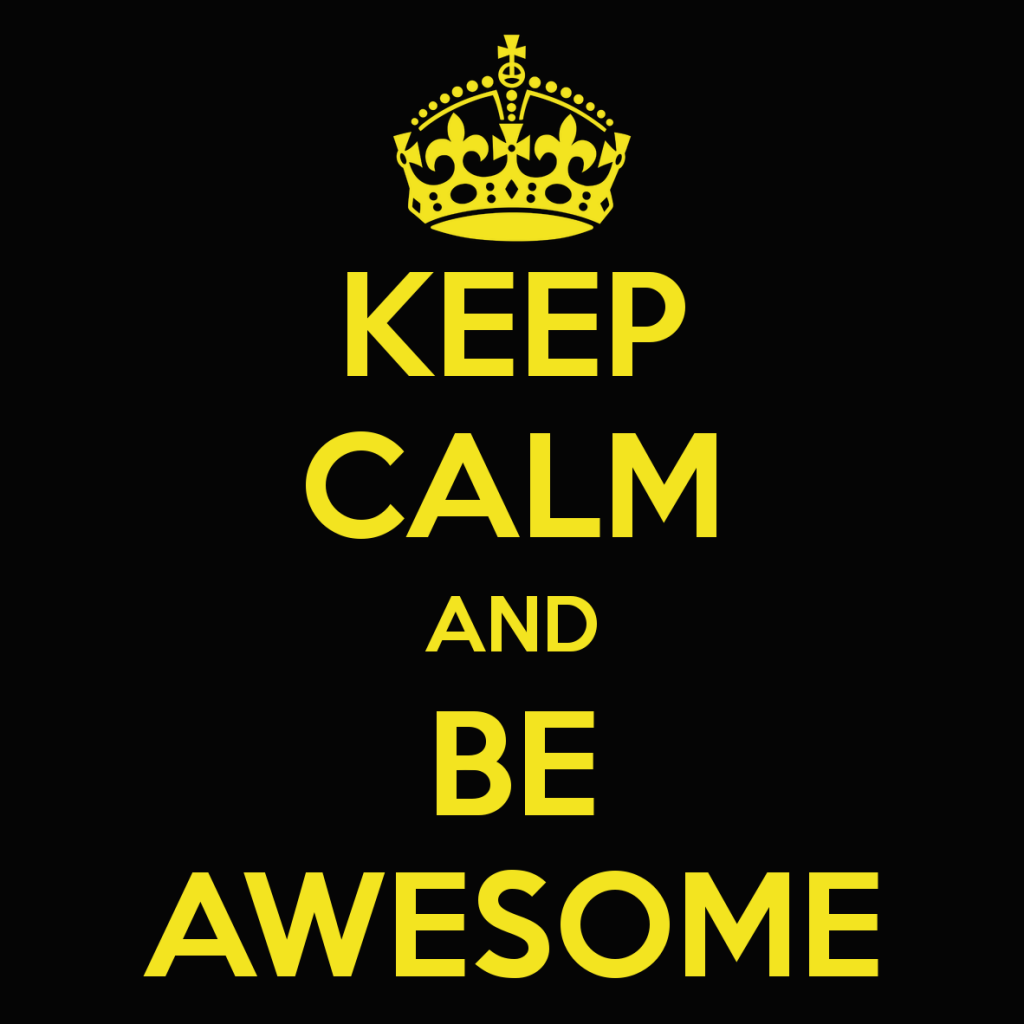 keep-calm-and-be-awesome-1337